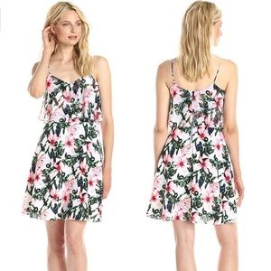 Vince Camuto •!Jungle Lily Summer Flared Dress